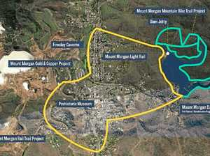 4WD trails, dam jetty among plans to boost Mt Morgan