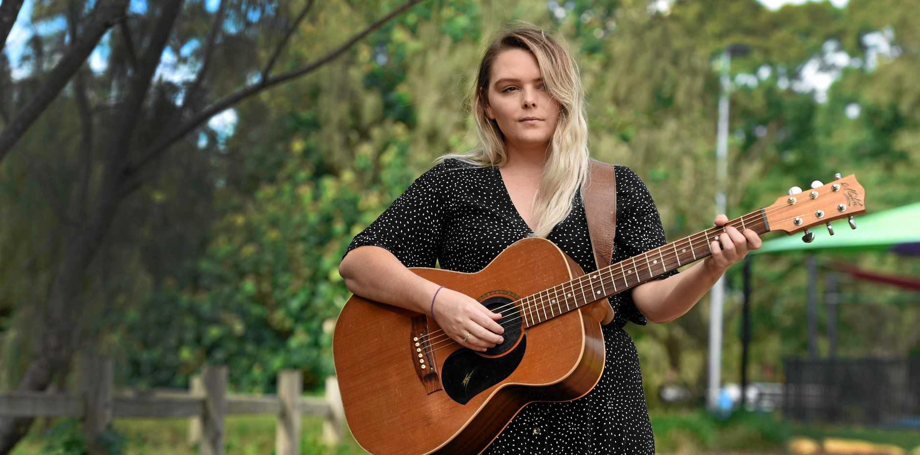 SONGWRITING SUCCESS: Leonie Kingdom's new single is garnering serious traction among Triple J listeners.
