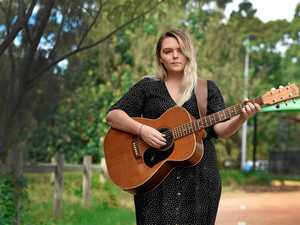 'In our darkest times we grow': Singer's rocky road