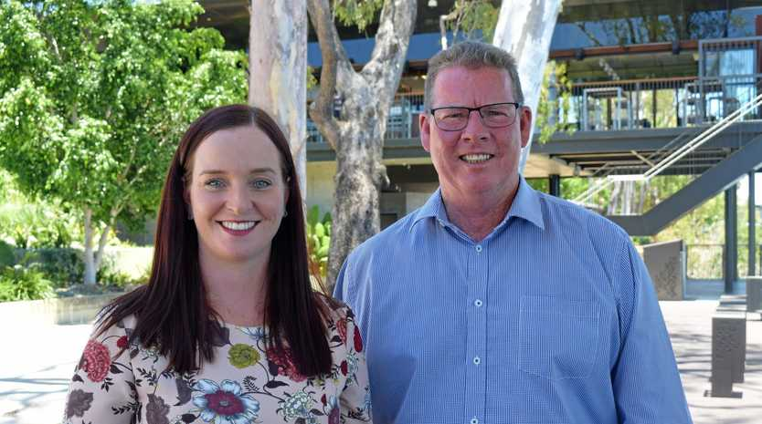 Brittany Lauga and Barry O'Rourke are among the regional Queensland MPs in danger of losing their seats