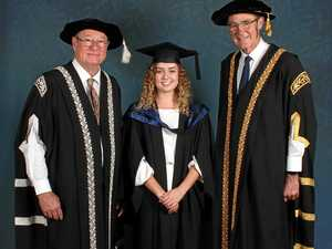 From St Patrick's College to Judge's associate