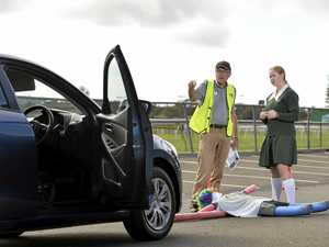 Darling Downs Rotary clubs drive home safety message