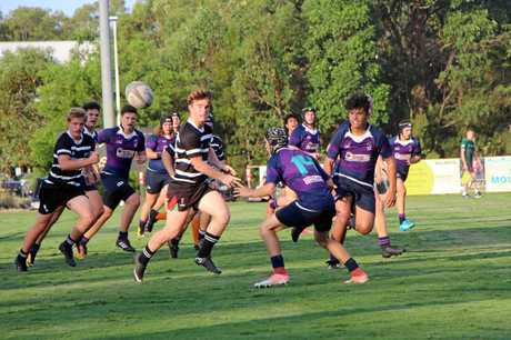 Jasper Mellish was in the Queensland School Boys No 2 Team in 2018 but this year finds himself in the Queensland School Boys No 1 Team at fly-half. Has a massive kick and can shoot conversions from almost anywhere in the opposition half.