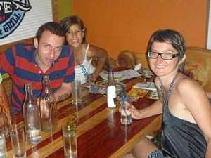 Friends shattered by loss of adventurous spirit