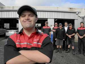 Down Syndrome no barrier for this hard-working city man