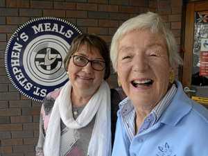Toowoomba woman dedicates 53 years to feeding the infirm
