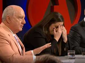 Moment Alan Jones got owned