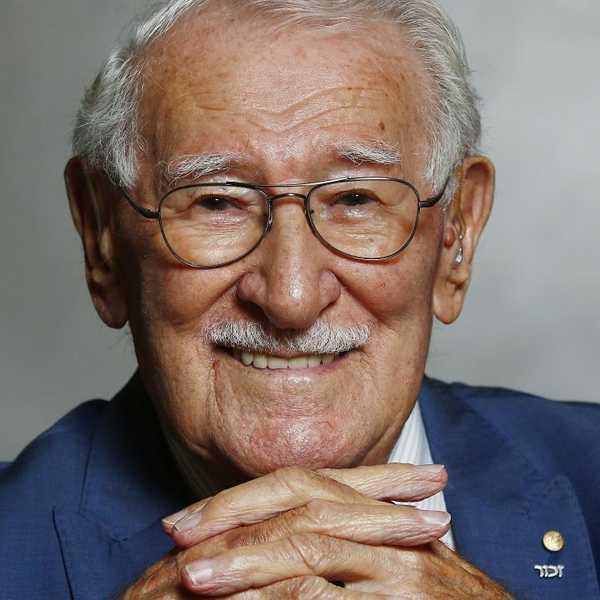 Eddie Jaku, the last survivor of the Holocaust passed away, aged 101.