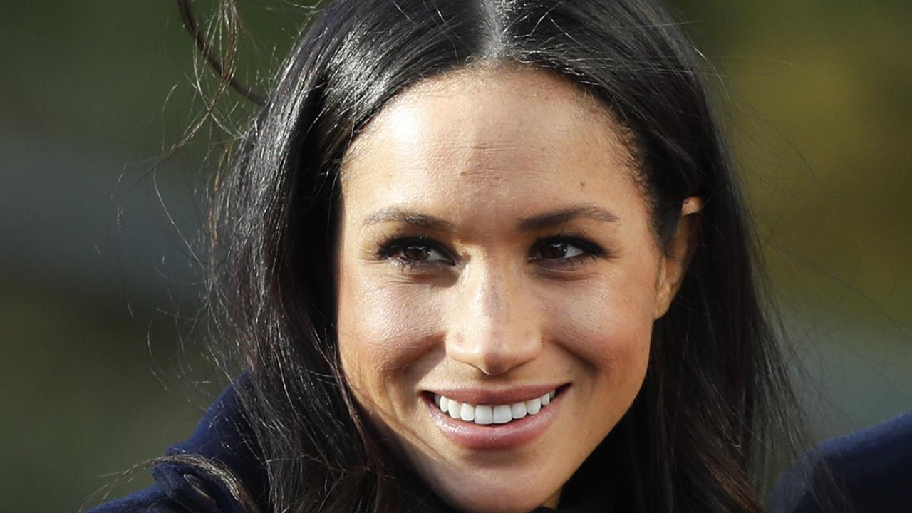 Meghan, Duchess of Sussex, reportedly swapped messages with X Factor star Matt Cardle months before meeting Prince Harry. Picture: AP