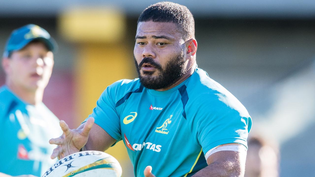Tolu Latu has been stood down from Super Rugby ahead of his court appearance on a drink driving charge.