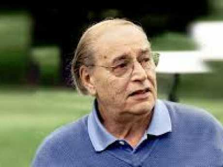 The Sopranos actor, the late Tony Lip (born Frank Anthony Vallelonga, was said to be a friend of Cincinelli's boyfriend John DiRubba. Picture: Supplied