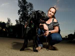 Blind women told to put guide dogs in taxi boot