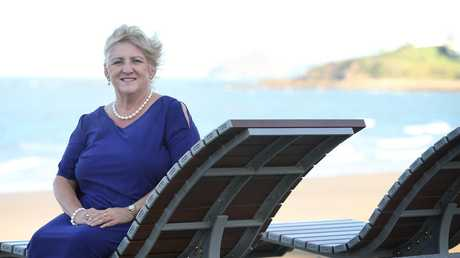 Michelle Landry is being talked about for a possible promotion to minister. Picture: Lyndon Mechielsen