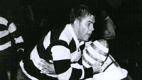 Jim Paterson died in Townsville last week aged 84.