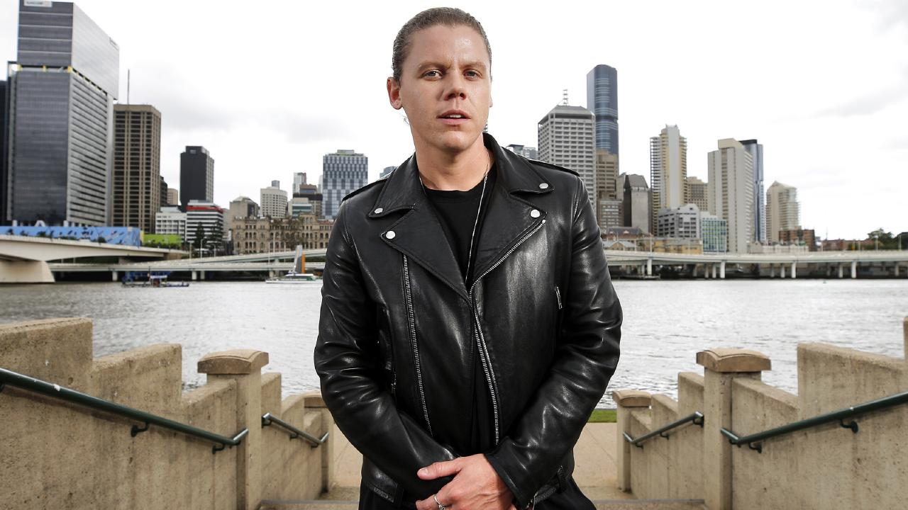 Conrad Sewell will be in Toowoomba this month.