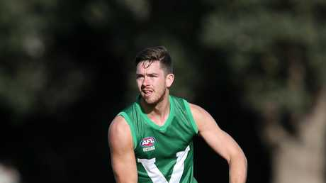 Kyle Dunkley is in the mix to be picked up in the mid-season draft. Picture: Getty Images