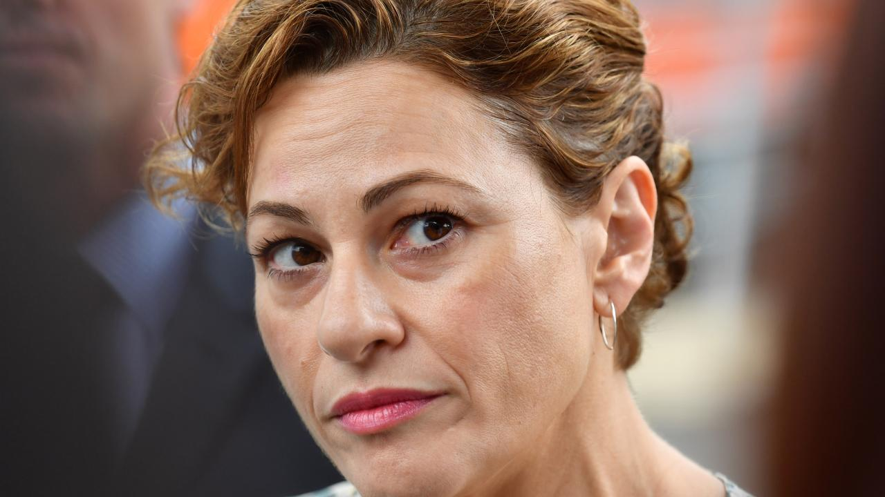 Deputy Premier and Treasurer Jackie Trad would be swallowed by a rising Green tide in her South Brisbane electorate if the Federal election results were repeated at next year's Queensland election.