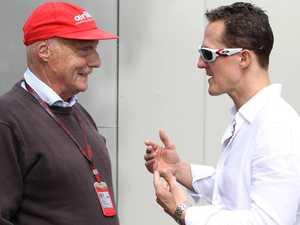 Formula 1 legend dead at 70