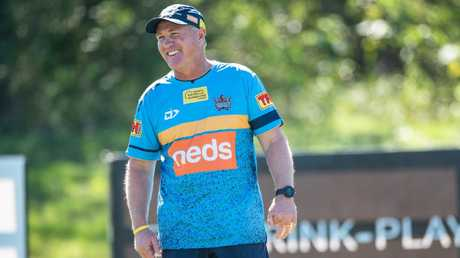 Is Garth Brennan a dead man walking? Image: Gold Coast Titans