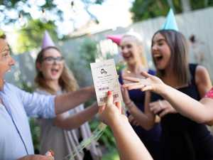 Toowoomba dad in disbelief over $200,000 lottery win