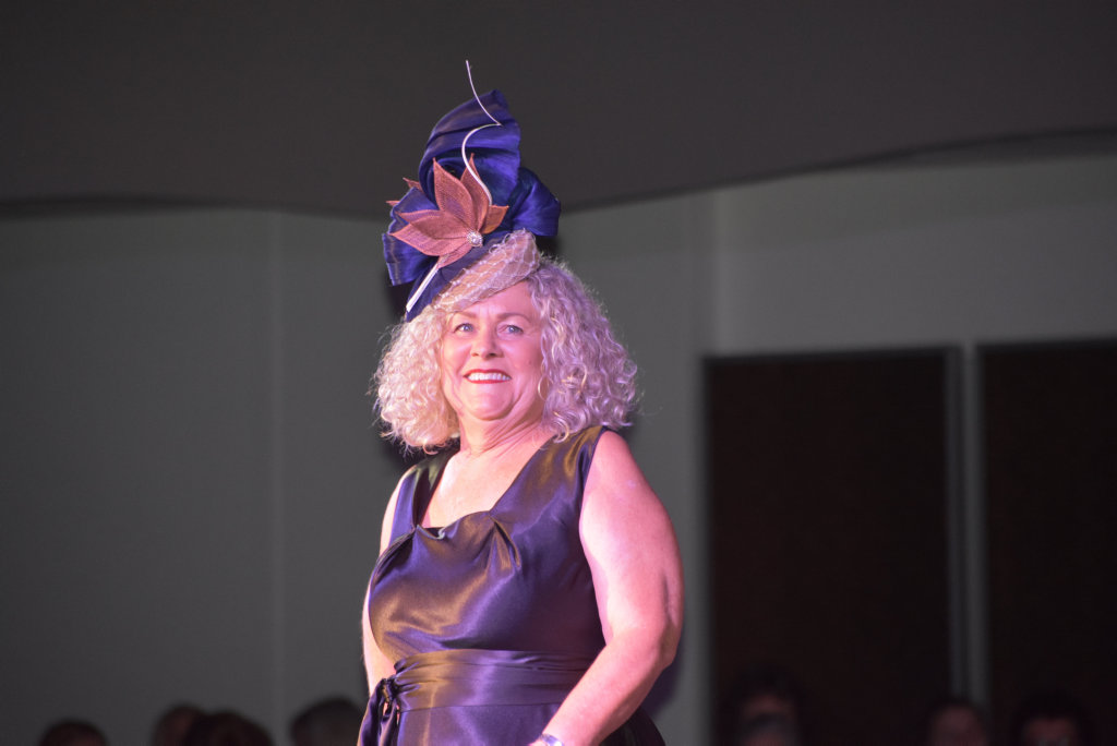Image for sale: BEEF WEEK FASHION SHOW: It was high fashion and plenty of fun at the Northern Star Celebration of Fashion last night at Casino RSM Club, as part of the Beef Week festivities.
