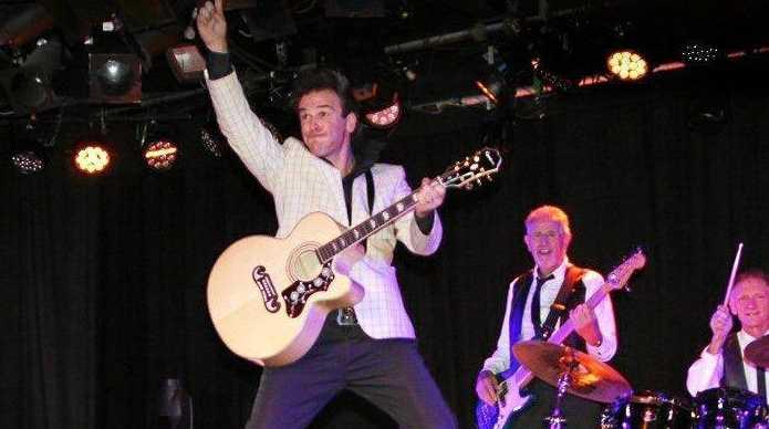 Tommy Memphis in Tweed this weekend.