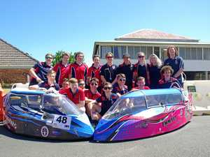 Local teens hit the tarmac for Full Throttle event