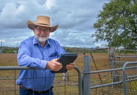 Peter Scott uses the Forage Ground Cover reports regularly for his own property as well as those he manages.