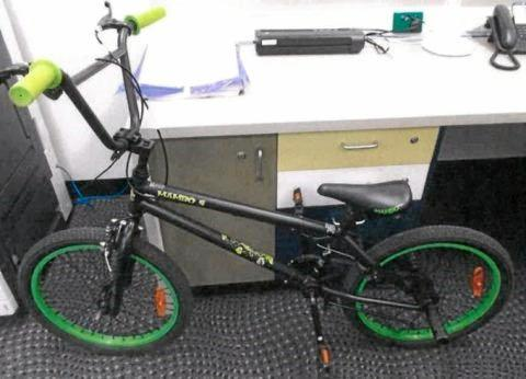 Bike owner sought