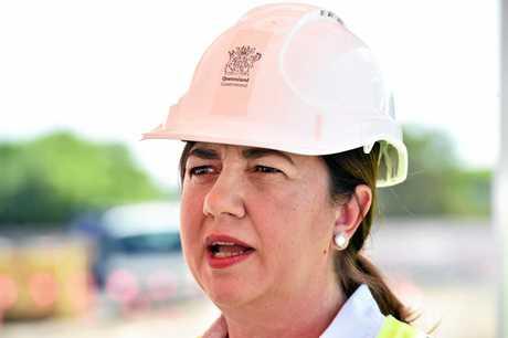 Premier Annastacia Palaszczuk has apologised on behalf of Queensland Labo, saying