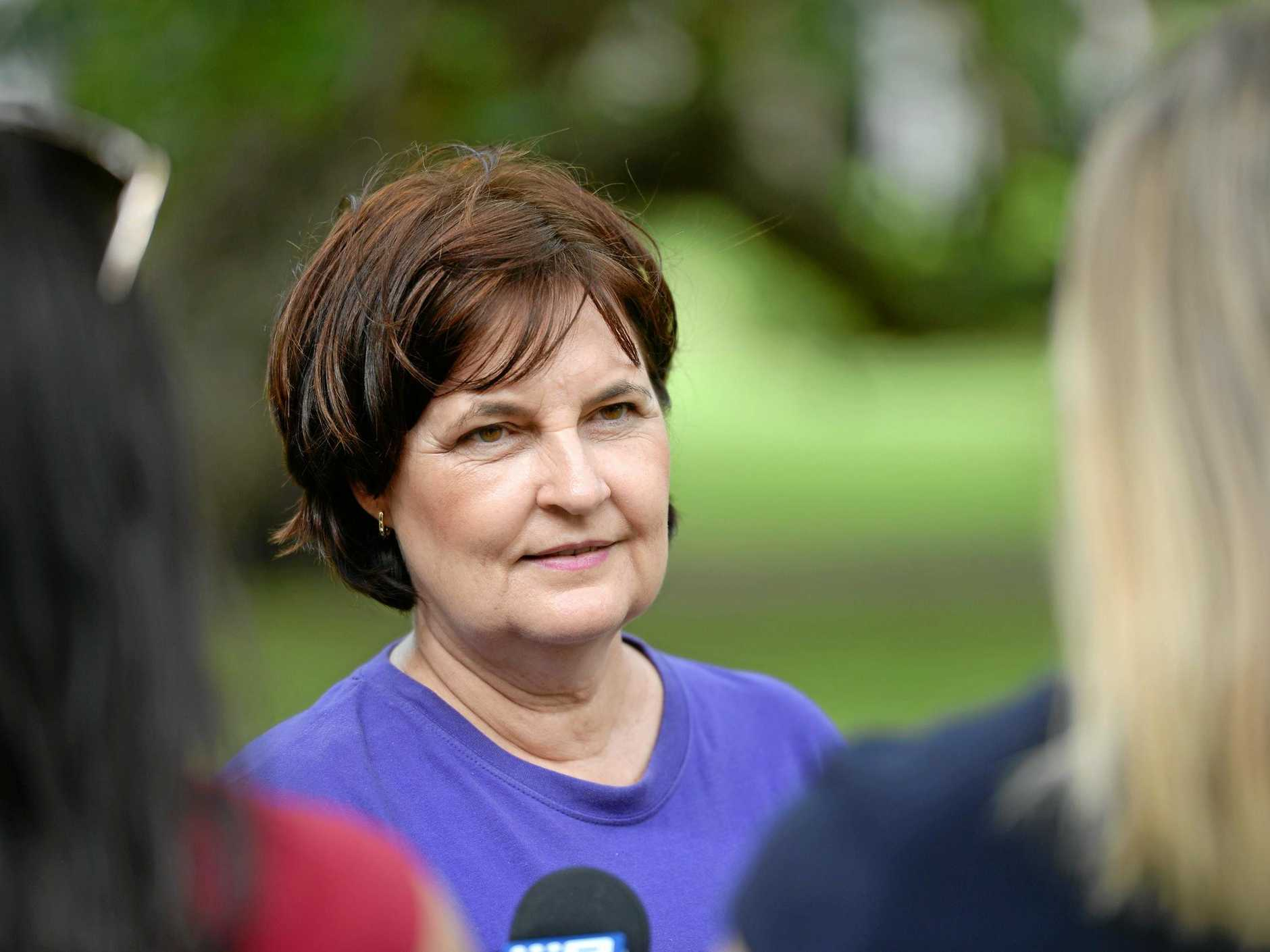 Julieanne Gilbert MP Member for Mackay chose to vote for new legislation regarding the termination of pregnancy.