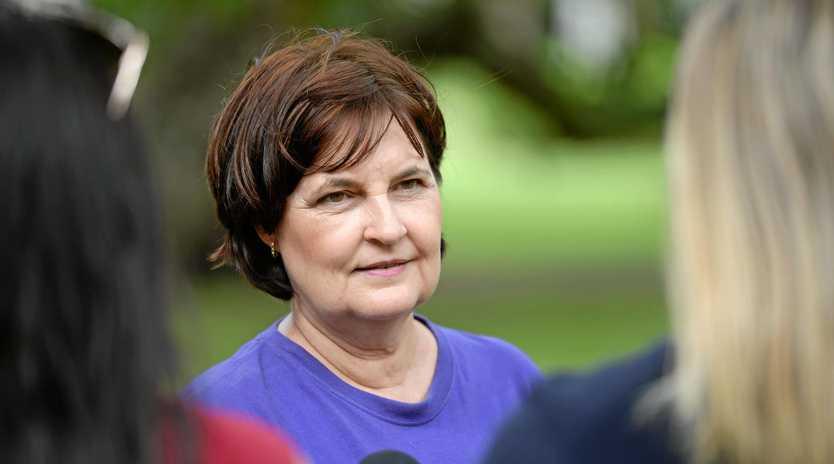 Julieanne Gilbert MP Member for Mackay chose to vote for new legislation regarding the termination of pregnancy.