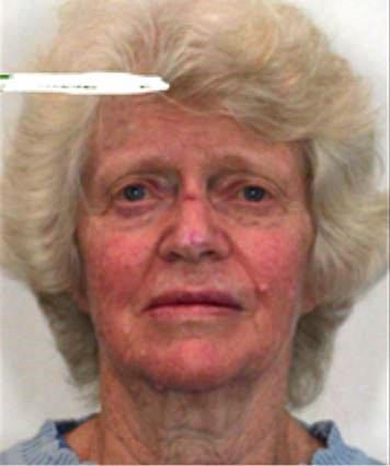 82-year-old Barbara Callow has been missing since last night.