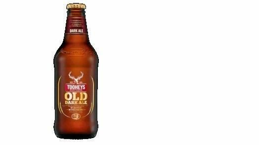 Tooheys Old Dark Ale.