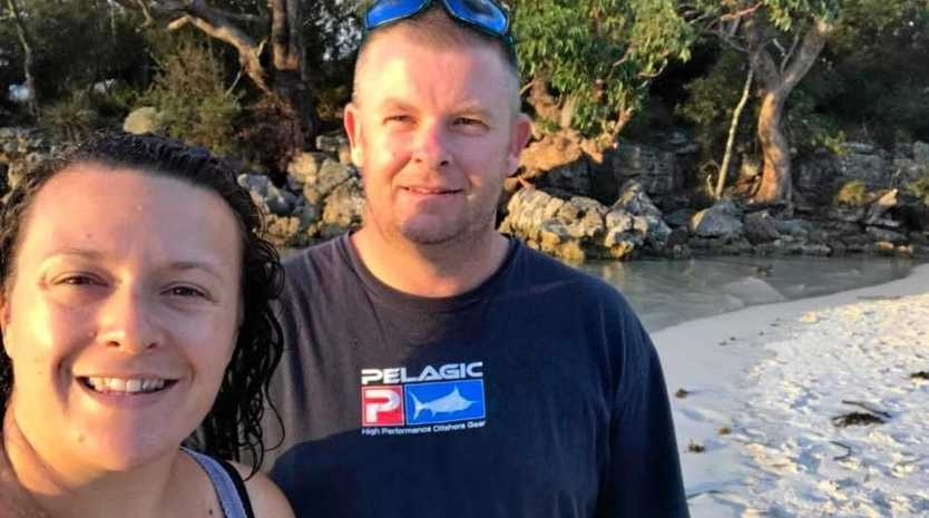Father-of-two Detective Senior Constable Damien Knowles has been diagnosed with an incurable case of cancer.