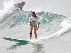 Longboard surfing gains wave of momentum in Yamba