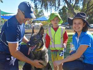2019 Under 8s Day in the Park, Kingaroy