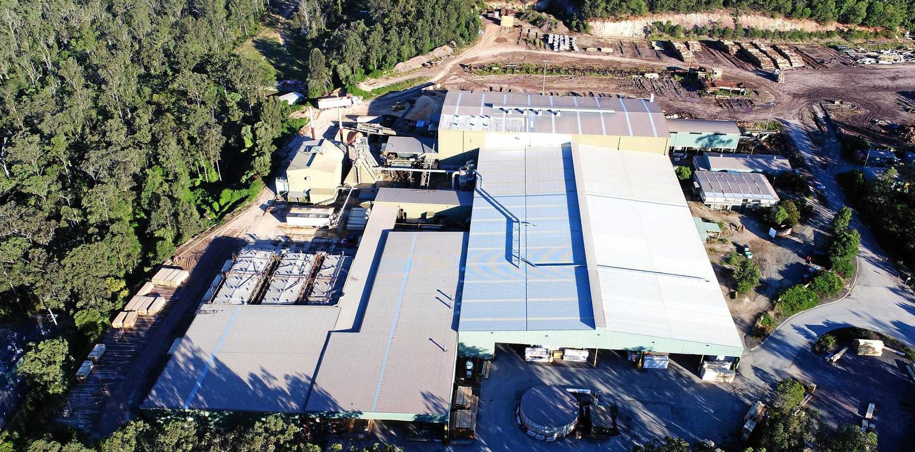 FAIR WORK FIGHT: A man's year-long fight over the ownership of his fingerprints has ended in a wrongful dismissal claim victory against Imbil's Superior Wood Sawmill.