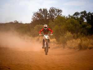 Gympie desert racer proud to follow in Dad's footsteps