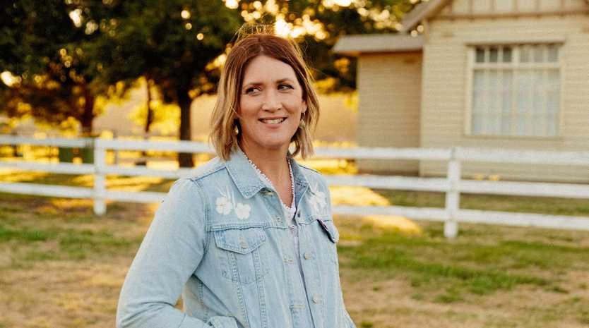 Country star Sara Storer is not immune from 'real-world' challenges.