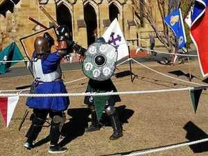 Killarney park set to become a medieval battlefield
