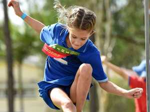 GALLERY: Action from Maryborough West's athletics day
