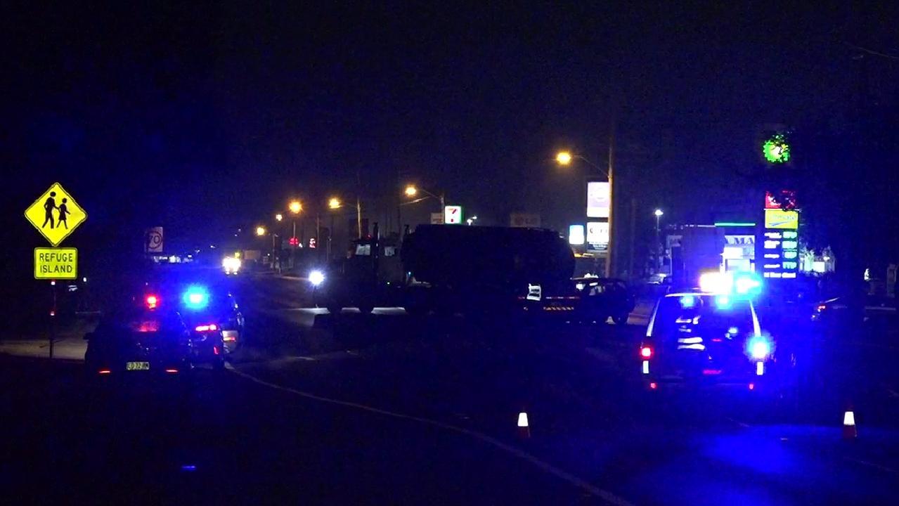 Man hunt after fatal car crash | Chinchilla News
