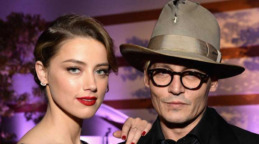 Johnny Depp and Amber Heard had a tumultuous marriage. Picture: Getty Images