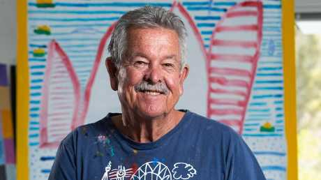 A company linked to iconic Australian artist Ken Done is owed an undetermined amount.