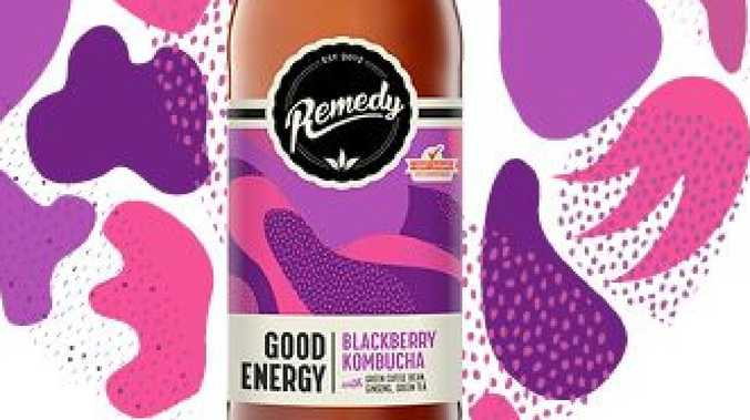 New Aussie kombucha energy drink to rival Red Bull