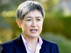 Penny Wong in isolation after 'feeling unwell'