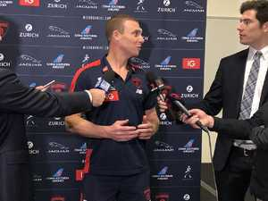 AFL coach quits interview in health scare
