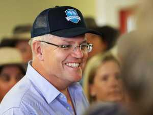 Why ScoMo is back in Queensland
