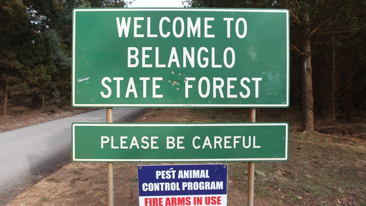 Milat is serving seven life sentences for seven Belanglo state forest backpack murders.